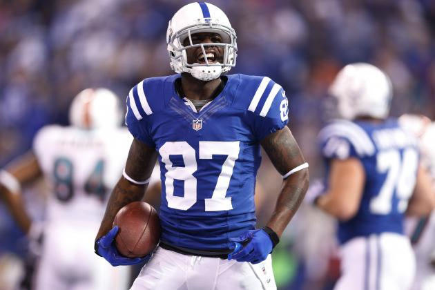 Reggie Wayne and 7 WRs Who Are QB's Best Friends
