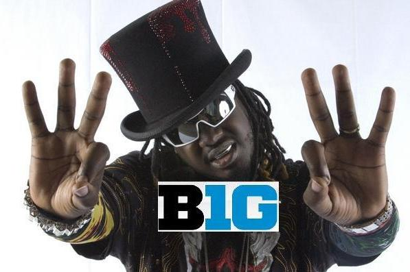 Big Ten Football Power Rankings Featuring T-Pain