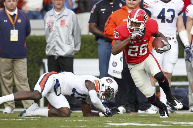 Georgia Football: 5 Keys to the Game vs. Auburn