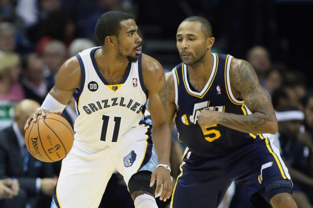 5 Keys to Memphis Grizzlies' Success in 1st Month