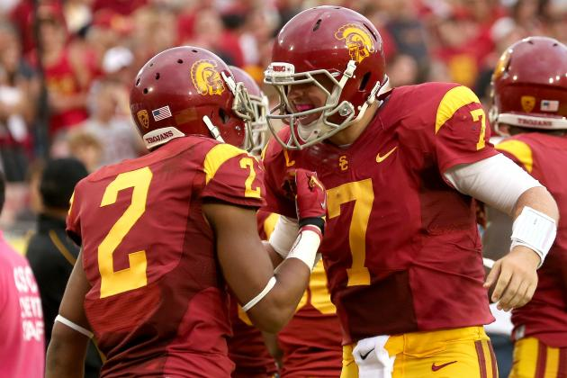 College Football: USC and 4 Other Favorites Who Will Cover the Spread in Week 10