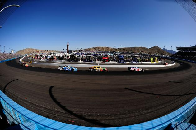 NASCAR: 5 Reasons Why You Should Watch Sunday's AdvoCare 500 at Phoenix
