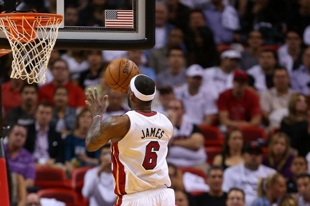 5 Things LeBron James Must Do to Stay Atop the NBA in 2012-13