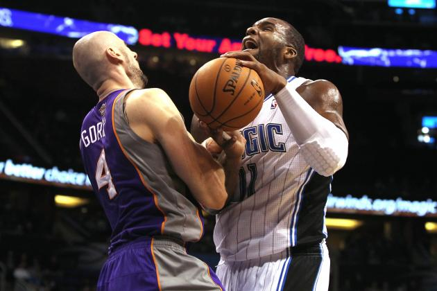 How Each Orlando Magic Post Player Is Trying to Fill the Dwight Howard Void