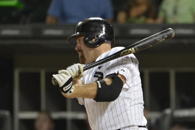 MLB Free Agency: Who Is the Best Fit for Kevin Youkilis?
