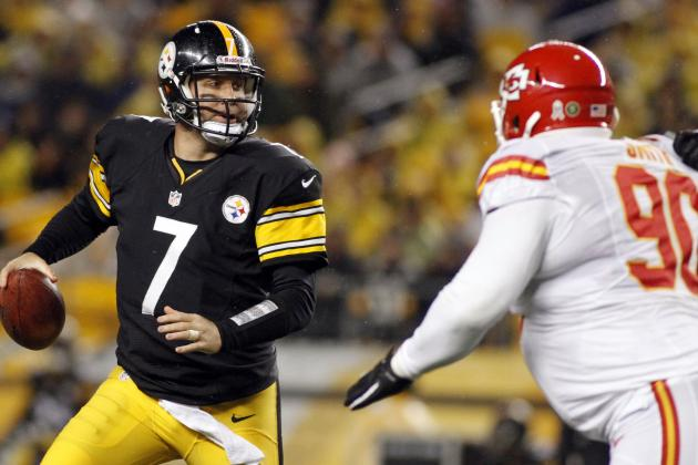 Steelers vs. Chiefs: Final Positional Grades for Pittsburgh