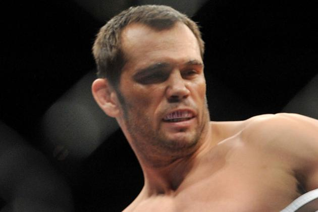 UFC on FUEL 6: Questions We Have About Rich Franklin