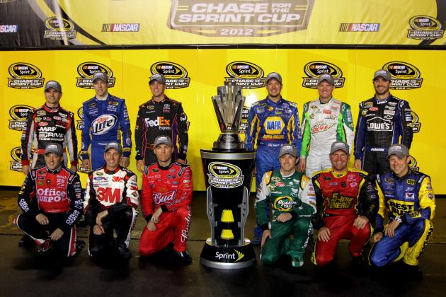NASCAR Sprint Cup 2012: 8 Reasons This Is the Best Chase in History