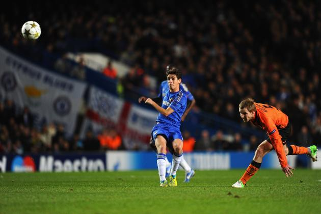 Oscar: Why Chelsea Youngster Has Been Star of the Champions League