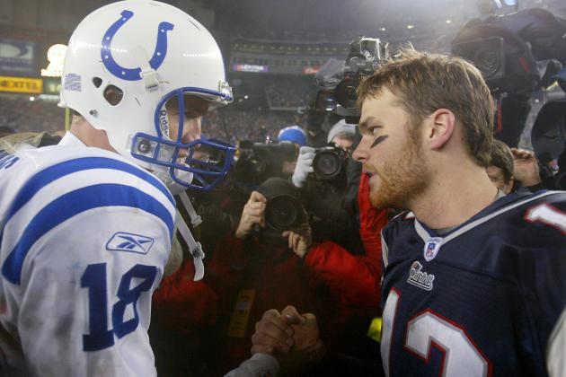 Ranking the Top 10 Games in the Colts vs. Patriots Rivalry