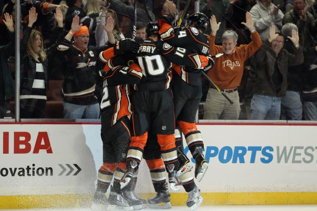Anaheim Ducks: 5 Reasons to Keep the Current Core Together