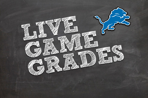 Lions vs. Vikings: Final Report Cards, Player Grades for Detroit