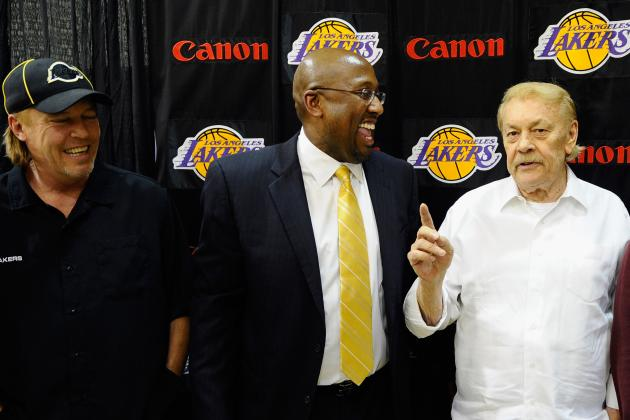 Winners and Losers from Los Angeles Lakers' Firing of Mike Brown