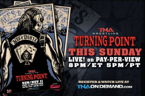 TNA Turning Point 2012 Preview & Predictions