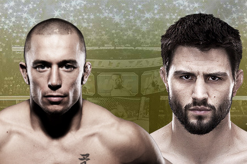 UFC on Fuel 6 Results: Questions Heading into UFC 154 St-Pierre vs. Condit