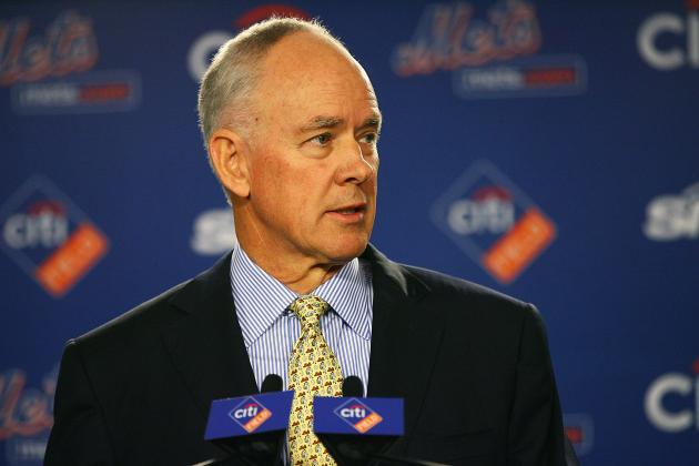 5 Players New York Mets GM Sandy Alderson Will Let Go This Winter
