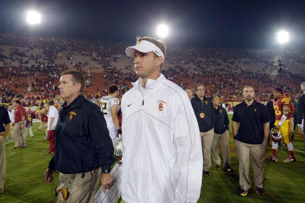 2012 USC Trojans: Matt Barkley and the Season's 6 Biggest Disappointments