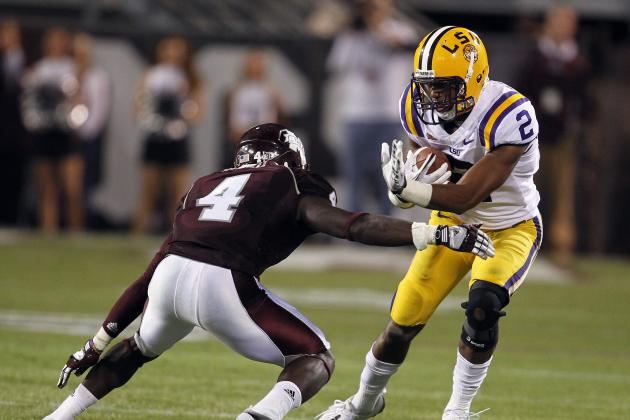 Mississippi State vs. LSU: Postgame Grades from Tigers' Win vs. Bulldogs