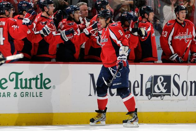 Alexander Ovechkin: The Great 8's 10 Most Memorable Goals