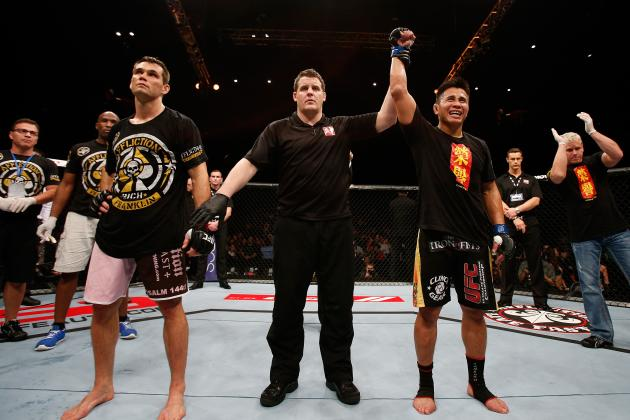 UFC on Fuel 6 Results: The Real Winners and Losers from Le vs. Franklin