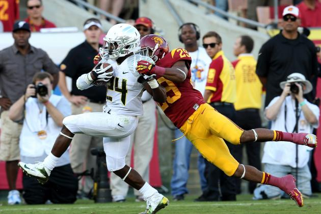 Pac-12 Football: Game Times, Previews, Predictions and More