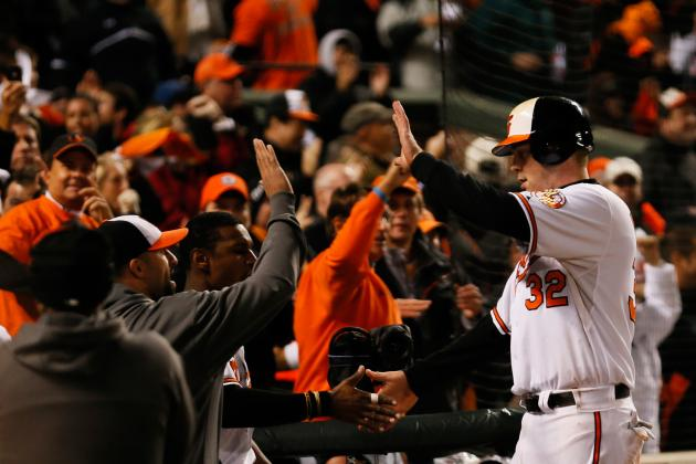 4 Reasons the Orioles Will Have the Best Defense in Baseball in 2013