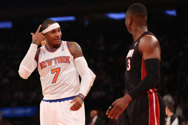New York Knicks: Adjustments Carmelo Must Make to Turn Knicks into Contenders