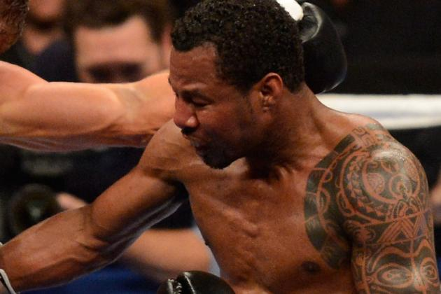 Top 6 Shane Mosley Victories