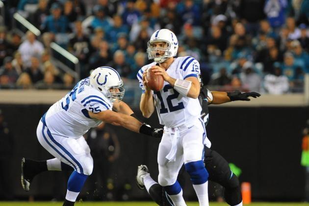 NFL Playoff Picture: Sketching out the Road to a Playoff Berth for Colts