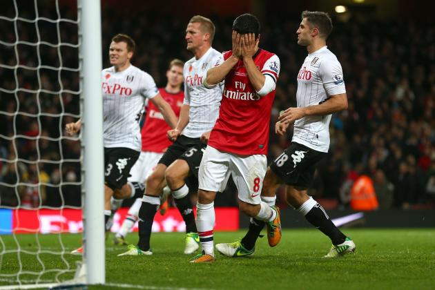 Arsenal vs. Fulham: 6 Things We Learned from Pulsating 3-3 Draw
