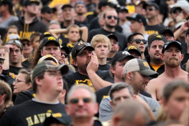 Iowa Hawkeye Football by the Numbers Following the Loss to Purdue
