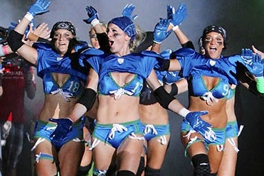 10 Best Performers in LFL Canada 2012