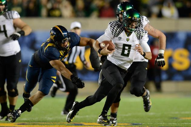 Oregon Football: 10 Things We Learned from the Ducks' Win vs. California