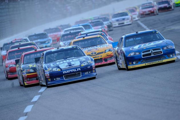 NASCAR: Winners and Losers from the 2012 Chase for the Cup