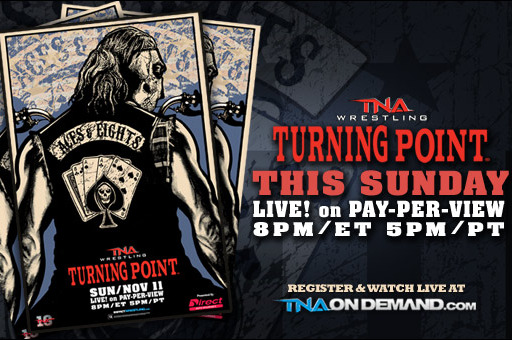 TNA Turning Point 2012: Predicting 4 Title Matches, a No. 1 Contender and More
