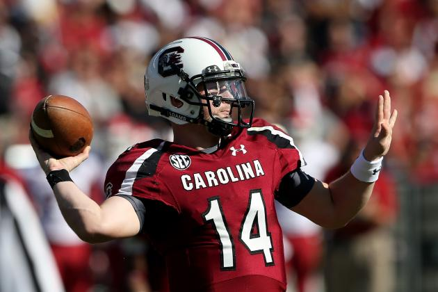 South Carolina Football: Why the Offense Will Catch Up to the Defense in 2013