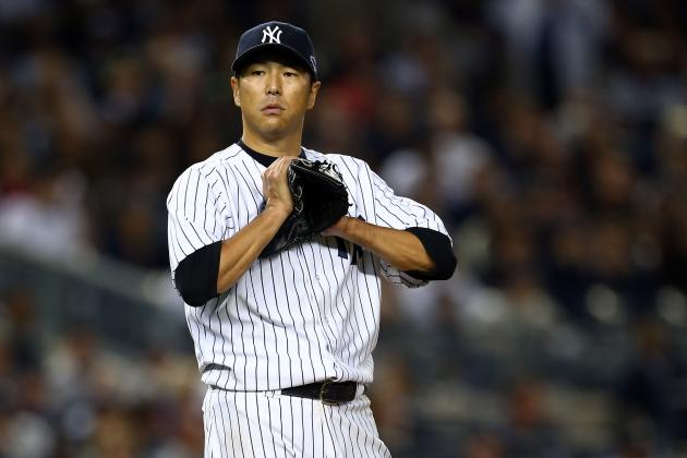New York Yankees: 5 Options for the Bombers If Hiroki Kuroda Signs Elsewhere