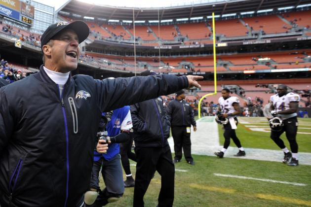 Projecting Odds for Every Playoff Seed for the Baltimore Ravens