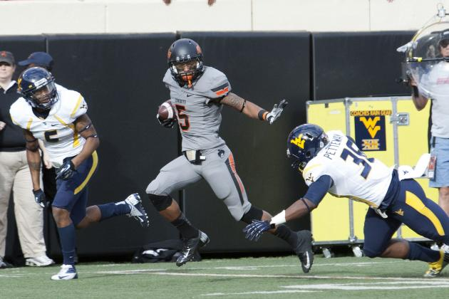 10 Lessons We Learned from Oklahoma State's 55-34 Win over West Virginia