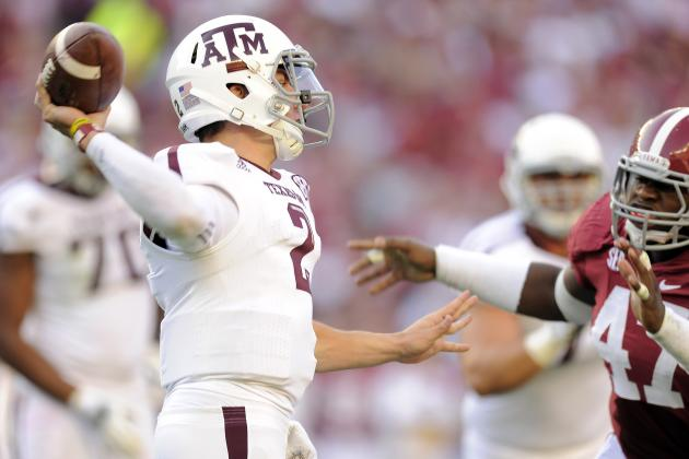 2012 Heisman Trophy: Power Ranking the Top Candidates After Week 11