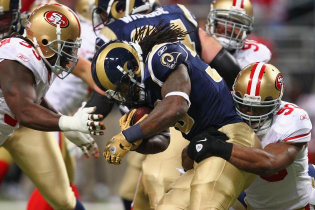 49ers vs. Rams: Instant Grades and Analysis for St. Louis