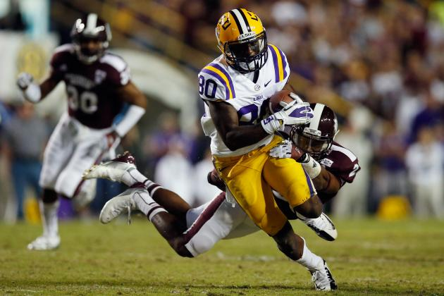 LSU Football: 10 Lessons We Learned from the Tigers' Win over Mississippi State