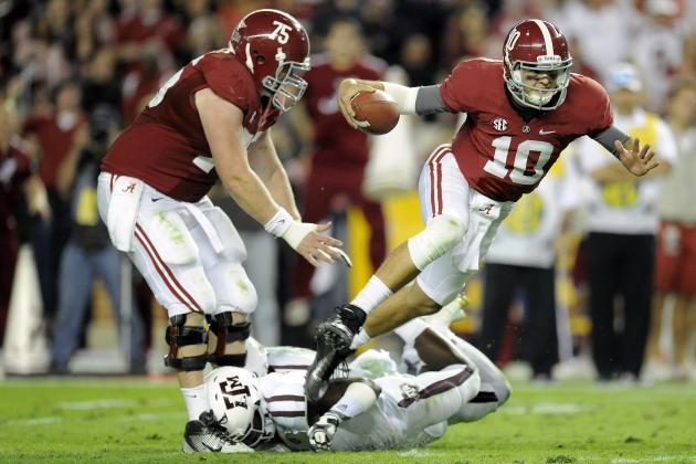 Alabama Football: 10 Things We Learned from Alabama's Loss to Texas A&M