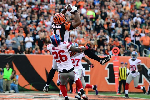 Giants vs. Bengals: Instant Grades and Analysis for New York