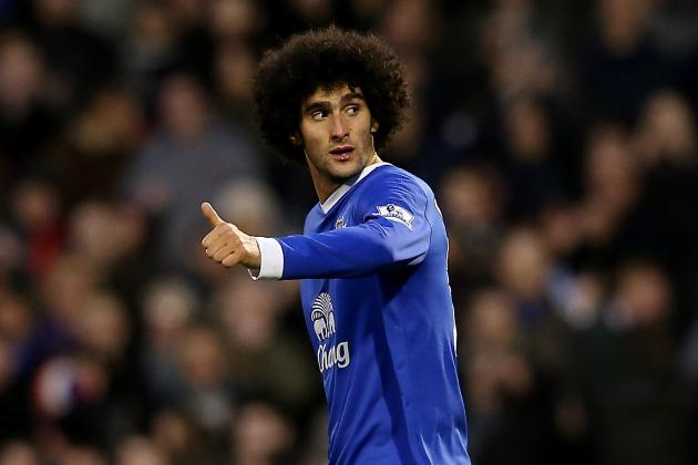 Why Everton Must Not Sell Marouane Fellaini in the January Transfer Window