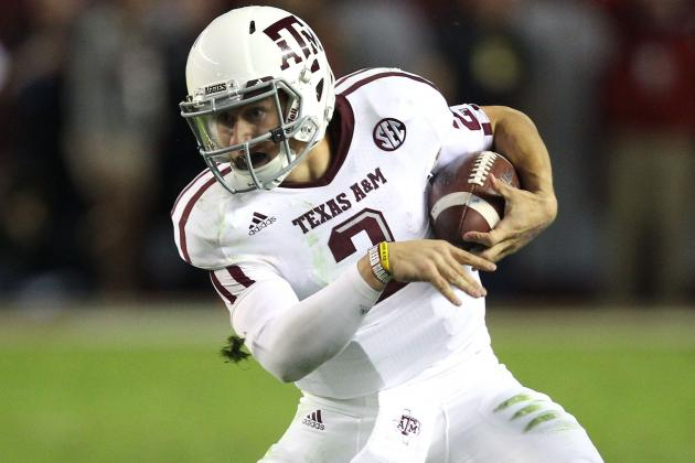 Heisman Watch 2012: Predicting Which Players Will Make the Trip to New York