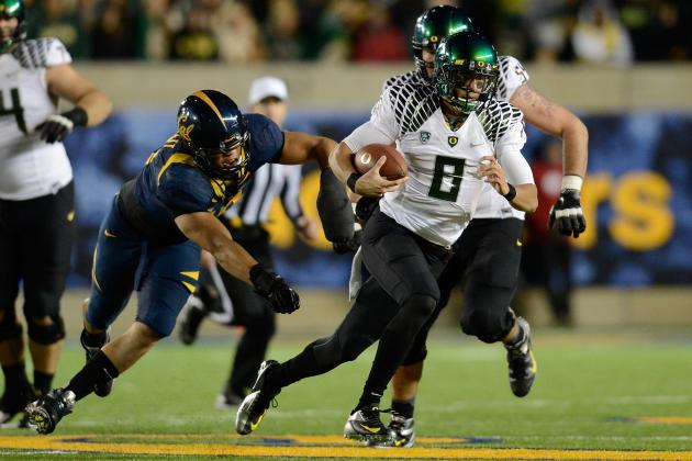 NCAA Football Rankings 2012: Hits and Misses from Week 12 Polls