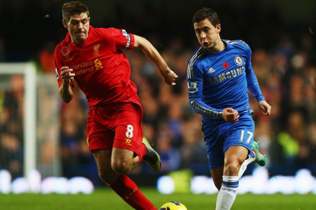 Chelsea vs. Liverpool: Rating Both Sets of Players