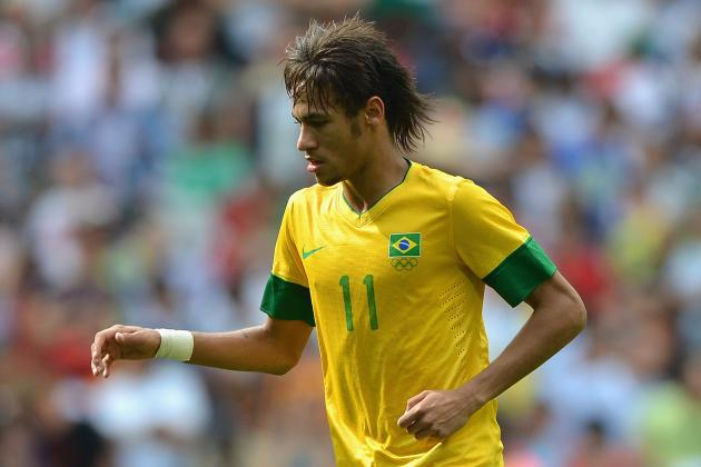 Brazil vs. Colombia: Neymar and 5 Players to Watch