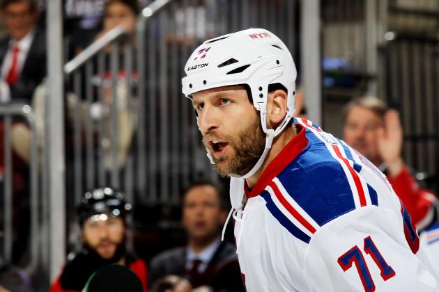 NY Rangers: 3 Players They Need to Consider Trading Before Start of Season